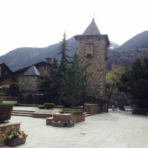 Старинный замок =)