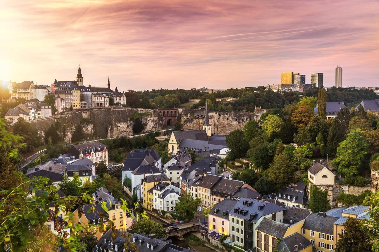 Картинки города люксембурга