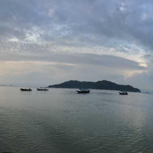 остров Пангкор, Малайзия