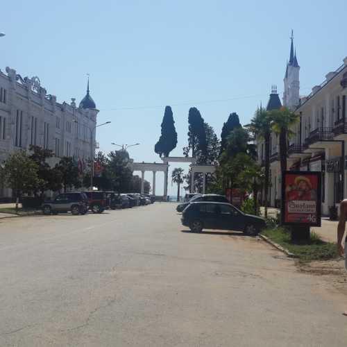 Sukhumi, Abhazia