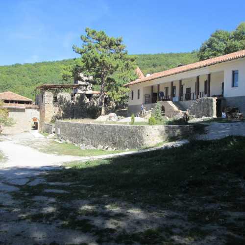 Surb-Khach Monastery, Crimea