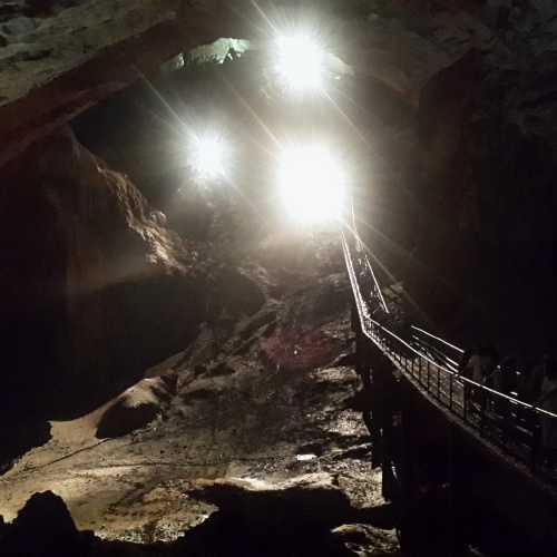New Athos Cave, Abhazia