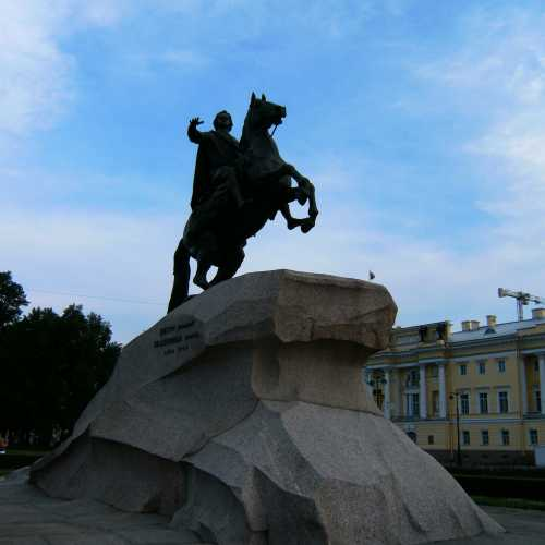 Медный всадник, Россия