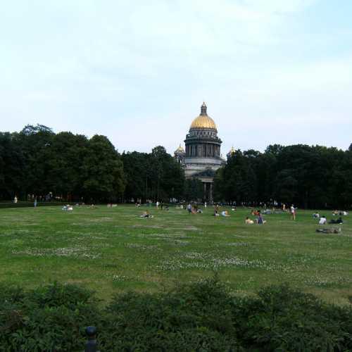 Исаакиевский собор, Россия