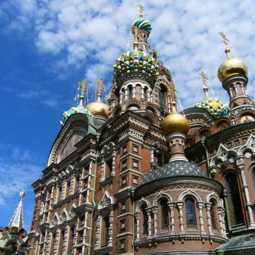 Храм Спаса-на-Крови, Россия