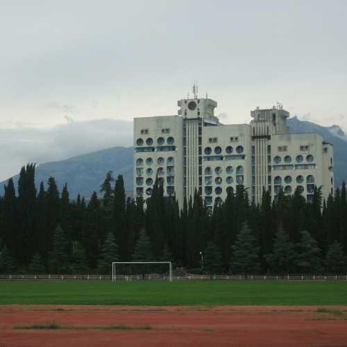 Alushta, Crimea