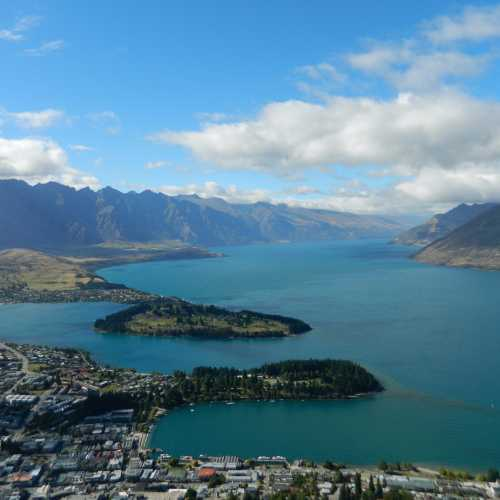 Skyline Queenstown, New Zealand