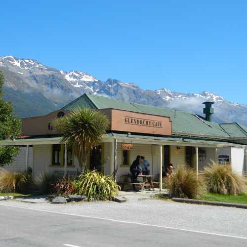 Glenorchy, Новая Зеландия