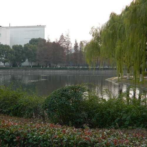 Шанхайский университет, Китай