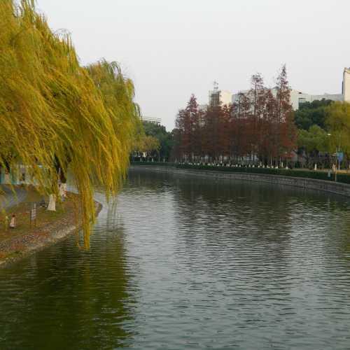 Шанхайский университет, China