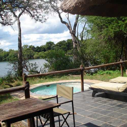 Matetsi Safari Area, Zimbabwe
