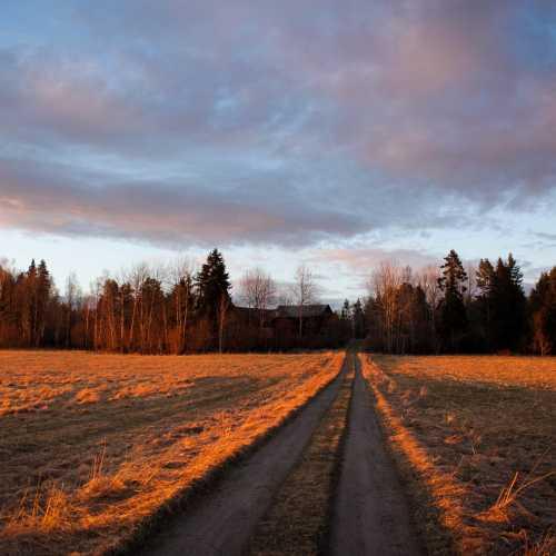 Buckarby, Sweden
