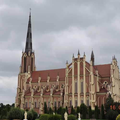 Hierviaty, Belarus