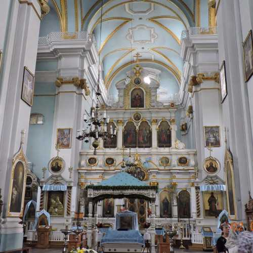 Собор Рождества Пресвятой Богородицы, Беларусь