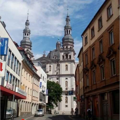 Вюрцбург, Бавария