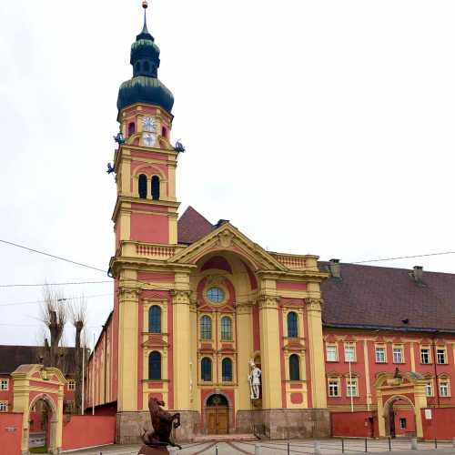 Аббатство Вильтен, Austria