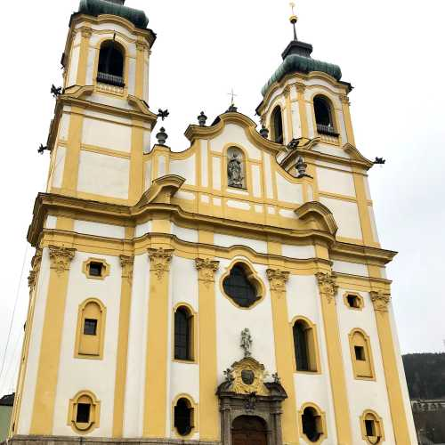 Базилика Вильтен, Austria