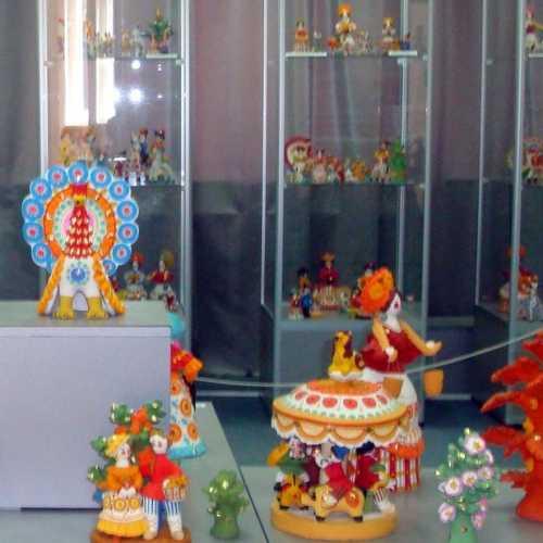Музей Дымковской игрушки, Russia