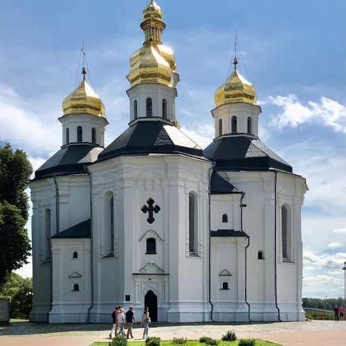 Екатерининская церковь (Чернигов), Ukraine