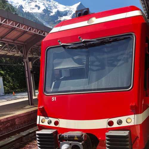 Mont-Blanc Express, Switzerland