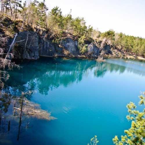 Korostishevskie quarries, Ukraine