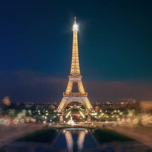 Tour Eiffel, France
