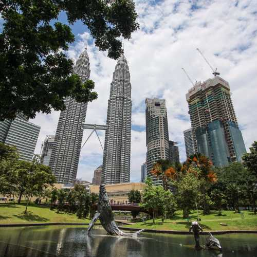 KLCC Park, Malaysia