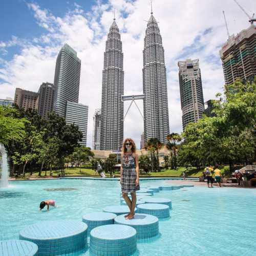 KLCC Парк, Малайзия