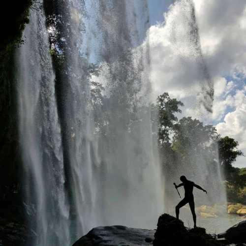 Водопад Мисоль-Ха, Mexico