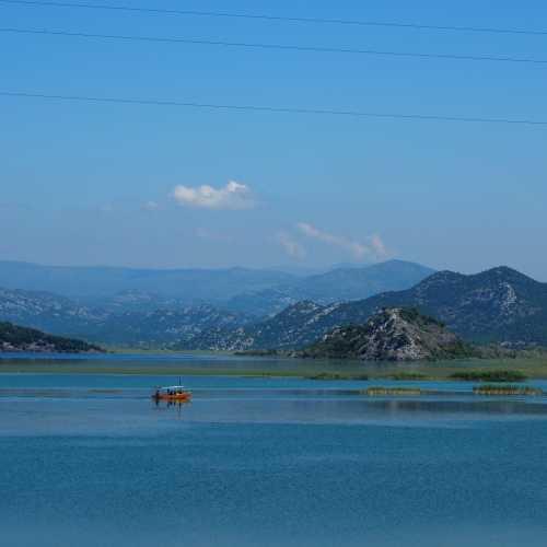 Skadarsko lake.