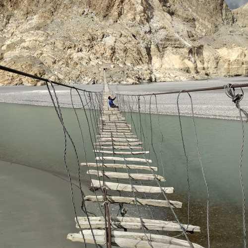 Мост Хоссейни, Pakistan