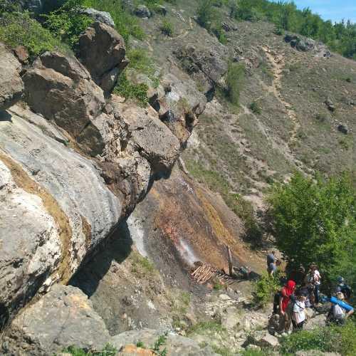 Арпатский водопад, Crimea