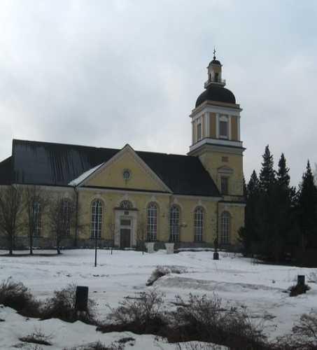 Леппявирта, Финляндия