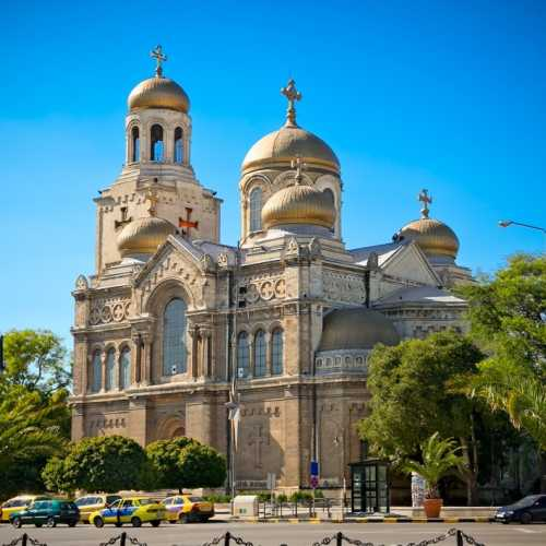 Dormition of the Mother of God Cathedral, Varna, Bulgaria