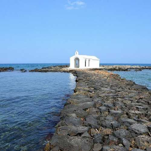 Saint Nicholas church Georgioupoli, Greece