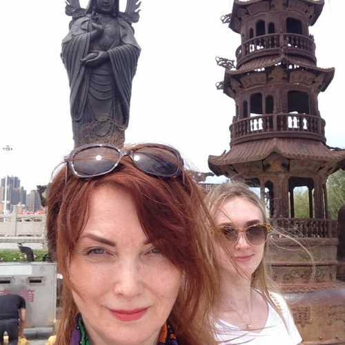 Ухань, Китай лето 2018