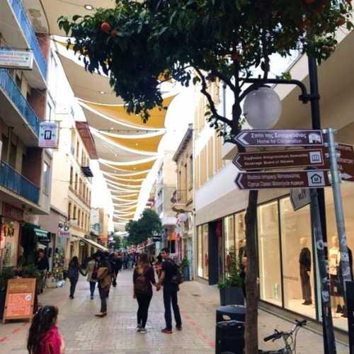 в Никосии, Кипр февраль 2018