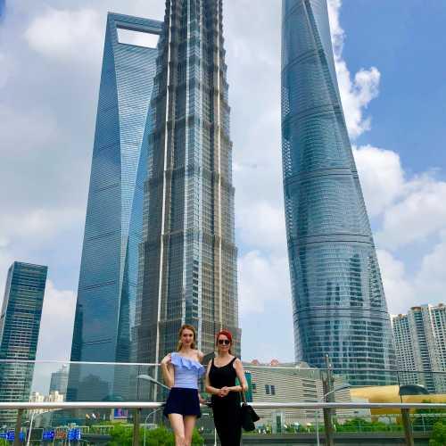 Пудун- Финансовое сердце Шанхая