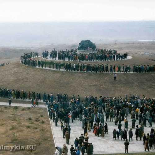 Мемориал «Исход и возвращение», Russia