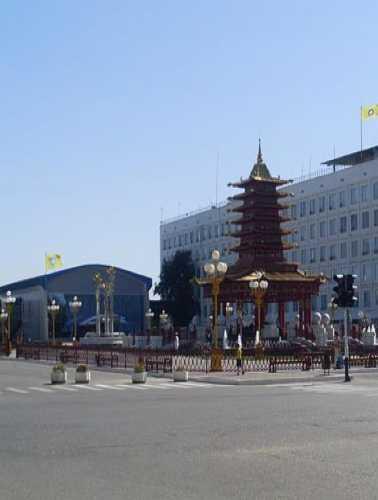 Пагода Семи дней, Russia