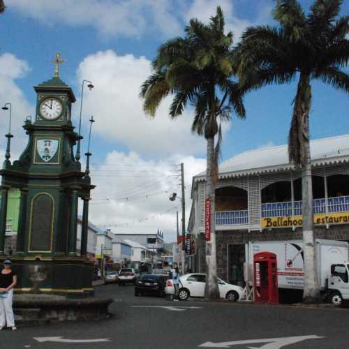 Basse-Terre, Saint Kitts and Nevis