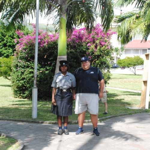 Independence Square, Saint Kitts and Nevis