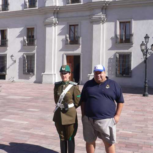 Ла-Монеда, Chile