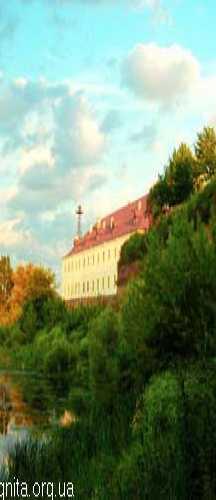 Дубенський замок, Украина