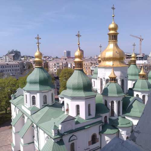 Saint Sophia Cathedral, Ukraine