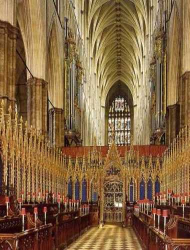 Вестминстерское аббатство, Великобритания