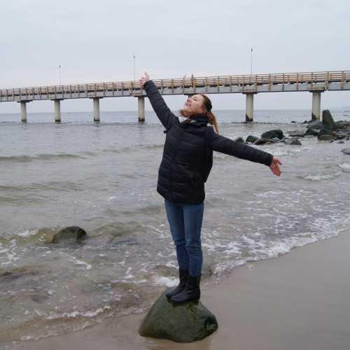 Зеленогорск. Бювет Королева Луиза. Балтийское море.