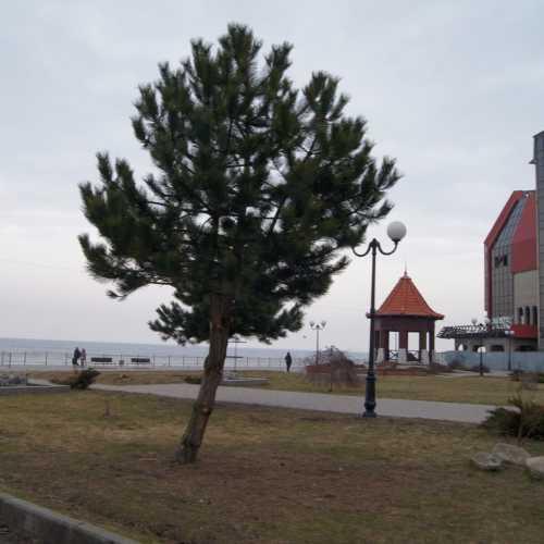 Зеленоградск. Балтийское море.