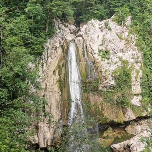 Агурские водопады, Россия