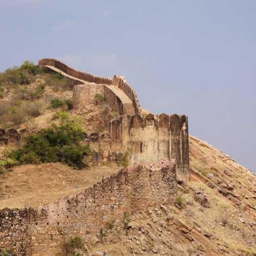 Джайпур. Форт Амбер.